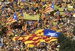 Catalonia tiếp tục tìm cách tách khỏi Tây Ban Nha