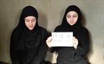 Hai nữ con tin Italy bị bắt cóc ở Syria được trả tự do