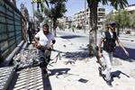 Mỹ huấn luyện lực lượng nổi dậy Syria