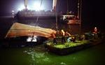 Lật tàu trên sông Dương Tử, 22 người thiệt mạng