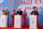 Khởi công xây dựng sân bay Phan Thiết