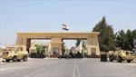 Ai Cập mở cửa khẩu Rafah 3 ngày