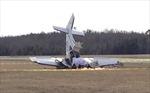 Rơi máy bay tại Kazakhstan, 6 người thiệt mạng