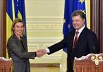 EU khẳng định cam kết hỗ trợ Ukraine