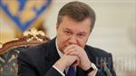 Ukraine phát lệnh truy nã cựu Tổng thống Yanukovych