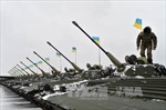 Ukraine có kế hoạch tăng quân số lực lượng vũ trang