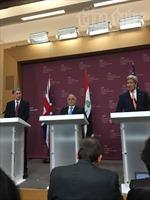 Anh, Mỹ cam kết sát cánh cùng Iraq chống IS
