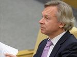 Nga ngừng tham gia Hội đồng nghị viện châu Âu