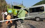 Vụ tai nạn nghiêm trọng ở Thanh Hoá: Xe tải đã hết niên hạn sử dụng