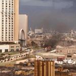 Khách sạn ở thủ đô Tripoli bị tấn công