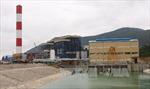 Đường ống nước Nhà máy Nhiệt điện Vũng Áng I bị đe dọa