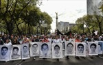 Mexico xác nhận 43 sinh viên mất tích đã thiệt mạng