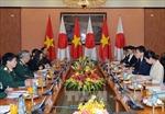 Đối thoại chính sách quốc phòng Việt - Nhật lần 3