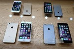 Apple, Samsung dẫn đầu thị trường thiết bị thông minh