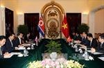 Kỷ niệm 65 năm thiết lập quan hệ ngoại giao Việt Nam-Triều Tiên