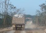 Chấn chỉnh tình trạng xe quá tải của nhà máy xi măng Vicem Vạn Ninh