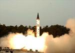 Ấn Độ thử thành công tên lửa đạn đạo Agni-5