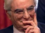 Thẩm phán Sergio Mattarella làm tân Tổng thống Italy