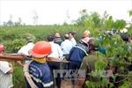 Tai nạn trực thăng UH-1 do máy bay đột ngột mất điều khiển
