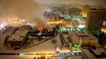 Nga mất cả triệu tài liệu quý do hỏa hoạn