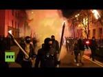 Lửa biểu tình ở Kiev