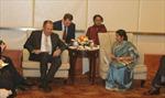 Ngoại trưởng Nga, Ấn Độ thảo luận mở rộng hợp tác