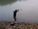 Hai người chết ở hồ Noong Hoi là do điện giật