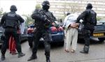 Pháp bắt giữ 8 phần tử 'thánh chiến' tình nghi