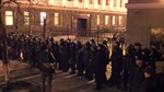 Người biểu tình tấn công Dinh Tổng thống Ukraine