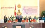 Chủ tịch Quốc hội gặp mặt nguyên đại biểu Quốc hội chuyên trách