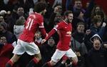 Manchester United dễ dàng vào vòng 5 Cúp FA