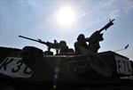 Hàn-Mỹ tập trận chung với tàu ngầm hạt nhân