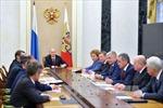 Tổng thống Nga họp Hội đồng An ninh về Ukraine
