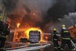 Trung Quốc: 17 người chết cháy trong kho hàng