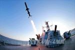 Triều Tiên phóng 5 quả tên lửa ra Biển Nhật Bản