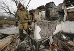 Donetsk bị nã tên lửa đạn đạo