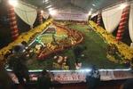 Kỷ lục 'Bản đồ Việt Nam bằng trái cây lớn nhất'