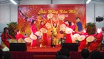 Tết Cộng đồng thắm đượm tình dân tộc tại Singapore