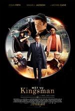 'Mật vụ Kingsman'