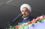 Tổng thống Rouhani đề cao vai trò của Iran tại Trung Đông