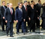 Các bên ra tuyên bố chung giải quyết xung đột Ukraine