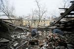 Pháo quân chính phủ rơi trúng nhà trẻ ở Đông Ukraine