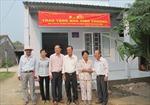 Nhà mới cho hộ nghèo đón Tết