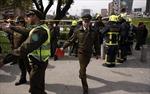 Đánh bom tại thủ đô của Chile