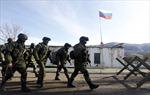Hàng nghìn lính dù Nga tập trận gần biên giới EU