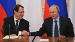 Nga và CH Cyprus ký thỏa thuận quân sự về cảng biển