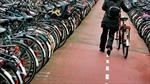 Thành phố Amsterdam ngập ngụa… xe đạp