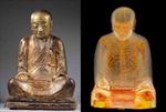 Phát hiện nhục thân thiền sư trong tượng Phật nghìn tuổi