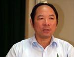 Bắt Phó Giám đốc Sở Nông nghiệp-PTNT Hà Nội