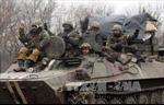Ukraine thừa nhận vũ khí sát thương của nước ngoài